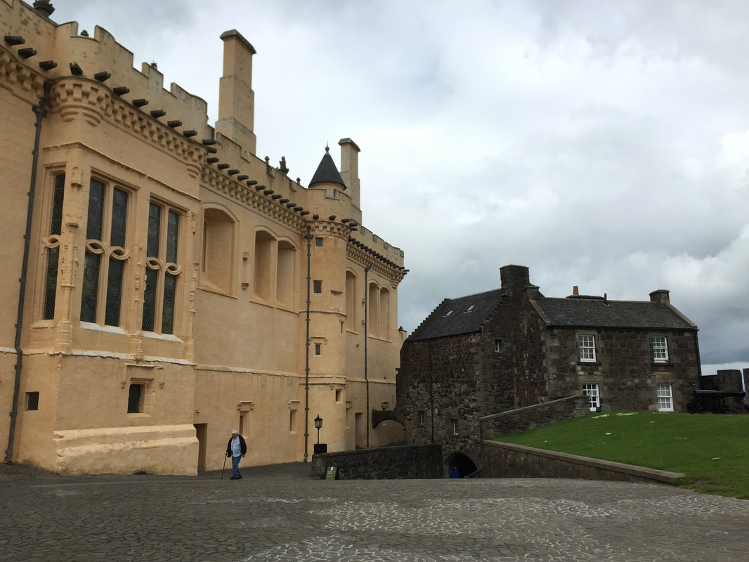 how to get to stirling castle from glasgow